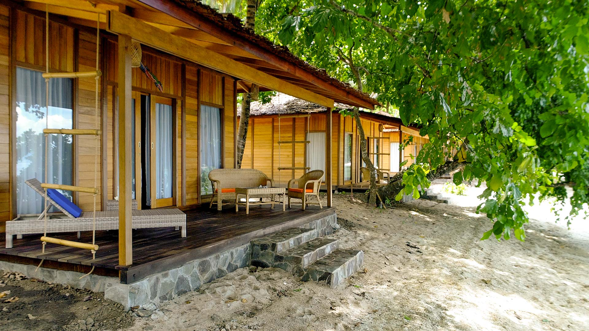 Beach Villas - Sali Bay Dive Resort, South Halmahera, North Maluku