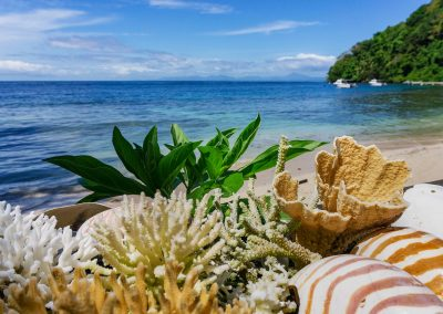 Bay View - Sali Bay Resort, South Halmahera, North Maluku