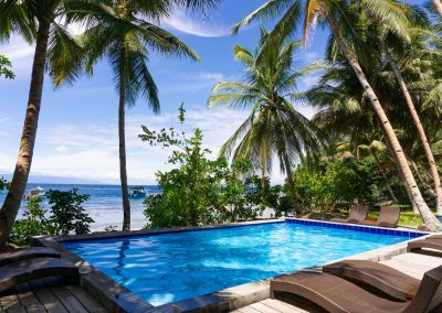 Swimming Pool - Sali Bay Resort, South Halmahera, North Maluku