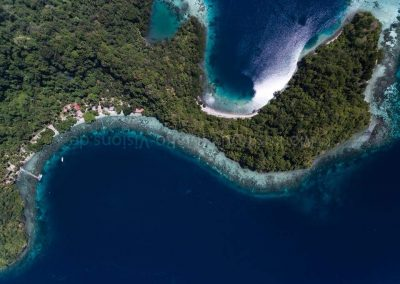 Sali Island - South Halmahera, North Maluku